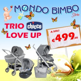 Chicco - Trio Love UP