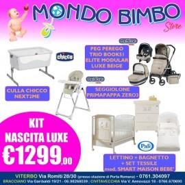 Kit Nascita Luxe