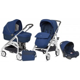 Inglesina Trio Trilogy Comfort Touch - Cobalt Blue