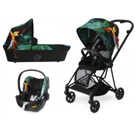Cybex - Trio Platinum Mios Fashion Collection Bird Of Paradise